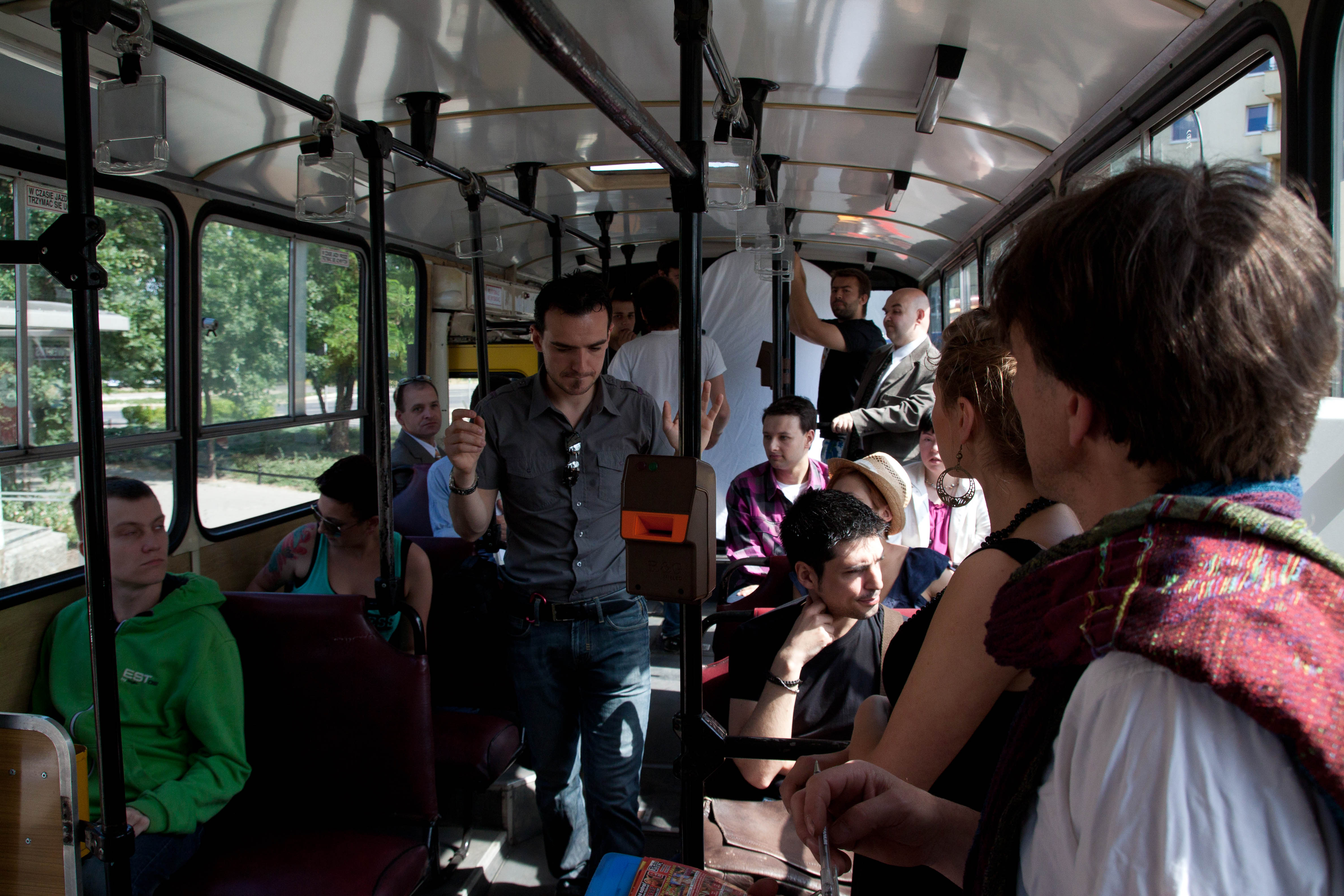 Bus Scum