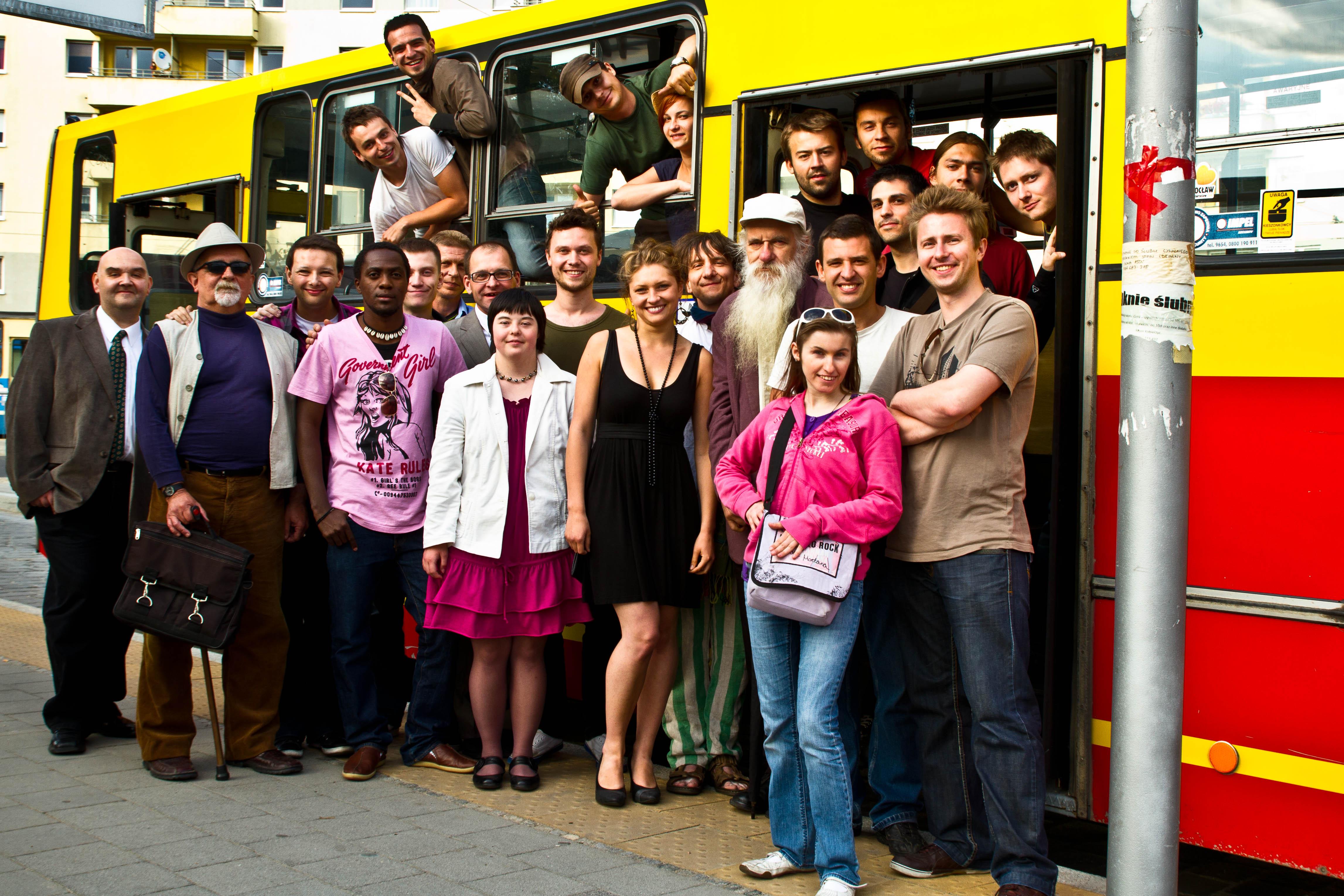 Bus Scum - Team