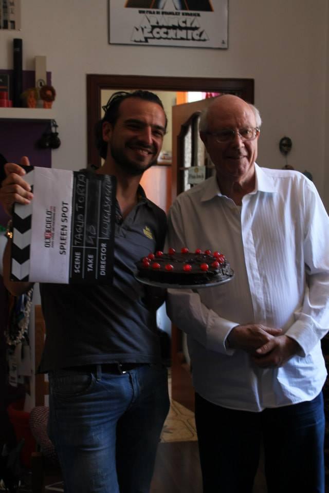 Nonno Gino regia Luigi